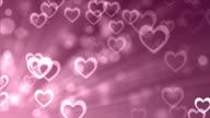 Particella rosa San Valentino ad anello