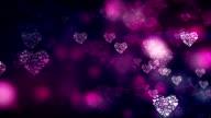 Particella Viola San Valentino ad anello