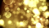 Particular Gold Background Loopable