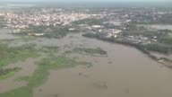 Parts of northeastern Thailand are hit by severe flooding in the aftermath of torrential rains last week with nearly 2000 people forced into...