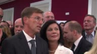 A party led by political newcomer Miro Cerar won snap elections in Slovenia on Sunday official results showed as voters registered their...