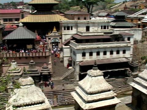 WS, HA, PAN, Pashupatinath temple, Katmandu, Katmandu Valley, Nepal