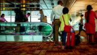 Passenger Arrival