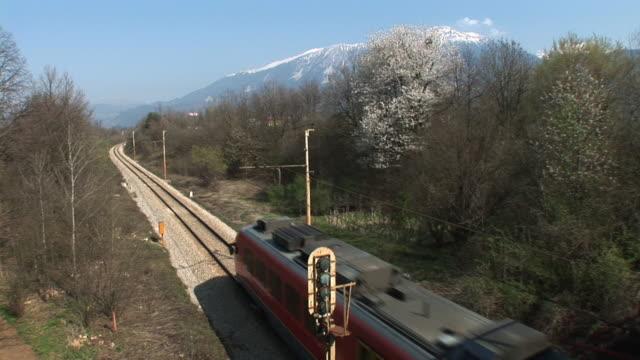 HD: Passenger train