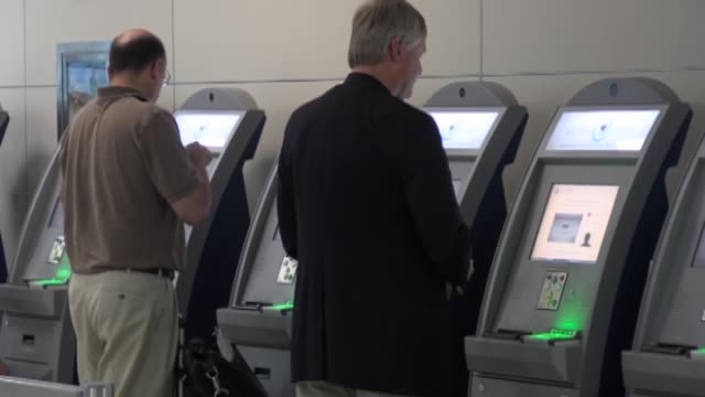Passengers using Global Entry at Dulles International Airport Global Entry is a program being piloted by US Customs and Border Protection that allows...