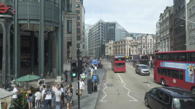Passing Liverpool Street Station