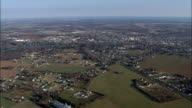 Passing Milford  - Aerial View - Delaware,  United States
