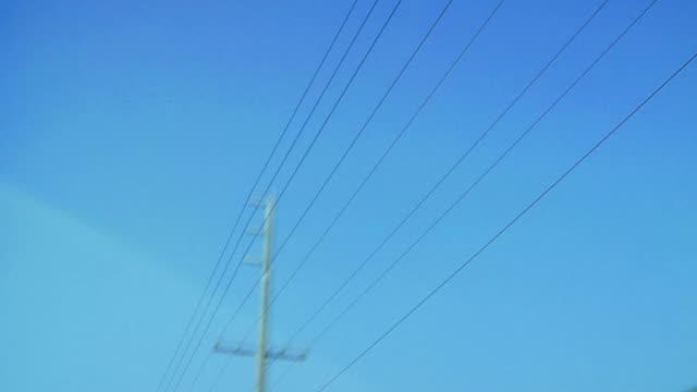 Passing poles