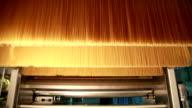 Pasta manufacturing