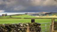 T/L Pastoral Scene in Yorkshire's Ribble Valley