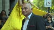C B Patel at Grosvenor House on September 22 2017 in London England