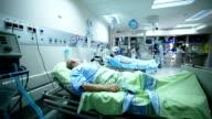 Patienten in der Postoperativ Zimmer