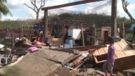 Patricia destruyo decenas de viviendas en un poblado costero del Pacifico mexicano y se disipo este sabado sin causar la catastrofe que se temia