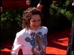 Patricia Heaton at the 1999 Emmy Awards at the Shrine Auditorium in Los Angeles California on September 12 1999