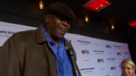 INTERVIEW Patrick Ewing on his favorite Knicks memory on Amare Stoudemire on his fitness goal at EPIX Premiere Of Amare Stoudemire IN THE MOMENT at...