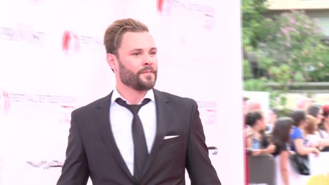 Patrick Fueger at the 55th Monte Carlo TV Festival Day 1 on June 15 2015 in MonteCarlo Monaco