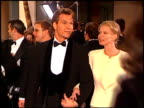 Patrick Swayze at the 1997 Golden Globe Awards at the Beverly Hilton in Beverly Hills California on January 19 1997