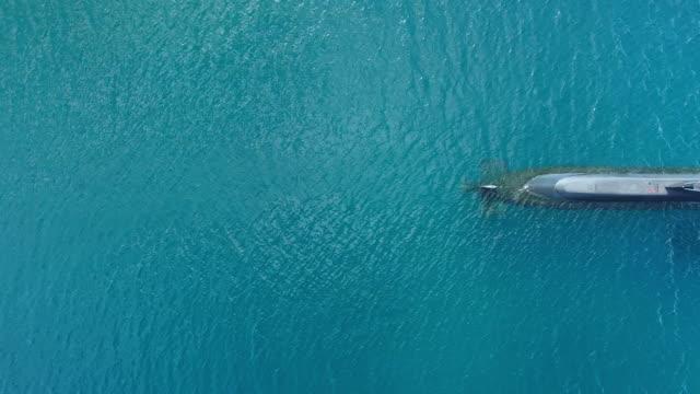Patrolling the ocean
