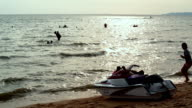 WS:Pattaya beach, Out of focus