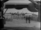 Pattern for Invasion / recap of the Allied Victory in Africa / Turning Point Casablanca / aerial footage of Casablanca / Franklin Roosevelt and...