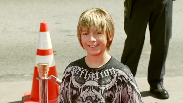 Paul Butcher at the 'Nancy Drew' Premiere at Grauman's Chinese Theatre in Hollywood California on June 10 2007