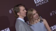 Paul Dano and Zoe Kazan at the 2015 BAFTA Los Angeles TV Tea at SLS Hotel on September 19 2015 in Beverly Hills California