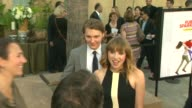 Paul Dano Zoe Kazan at Fox Searchlight Pictures Presents Ruby Sparks Premiere on 7/19/12 in Los Angeles CA