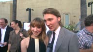 Paul Dano Zoe Kazan on the film at Fox Searchlight Pictures Presents Ruby Sparks Premiere on 7/19/12 in Los Angeles CA