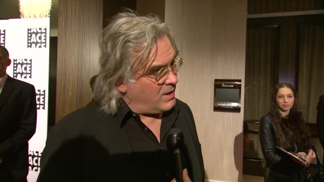 INTERVIEW Paul Greengrass on the event at 64th Annual ACE Eddie Awards in Los Angeles CA