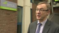 London EXT Paul Johnson interview SOT re George Osborne's Autumn statement