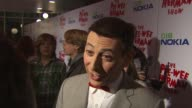 Paul Reubens at the 'The Peewee Herman Show' Opening Night at Los Angeles CA