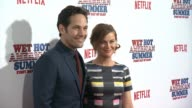 INTERVIEW Paul Rudd on what he thinks of the bus what kind of camp he attended recalls his favorite memories describes why he thinks Wet Hot American...