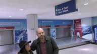Paul Scheer arriving to Sundance at Salt Lake City Airport in Celebrity Sightings in Salt Lake City UT