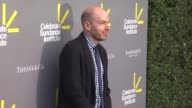 Paul Scheer at 3rd Annual 'Celebrate Sundance Institute' Los Angeles Benefit Honoring Roger Ebert Ryan Coogler on 6/6/13 in Los Angeles CA