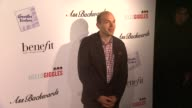 Paul Scheer at 'Ass Backwards' Los Angeles Premiere in Los Angeles CA on