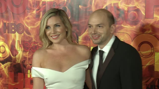 Paul Scheer at the 2015 HBO Emmy After Party at The Plaza at the Pacific Design Center on September 20 2015 in Los Angeles California