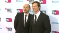 Paul Scheer Rob Huebel at 17th Annual Critics' Choice Movie Awards on 1/12/12 in Hollywood CA