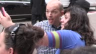 Paul Scheer with fans at ComicCon in San Diego CA on 7/19/13
