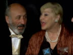 Paul Stookey Mary Travers and Peter Yarrow of Peter Paul and Mary honorees at the 2006 Songwriters Hall of Fame Awards Induction Ceremony at the...
