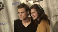 Paul Wesley and Torrey DeVitto at the Spike TV's 'Scream Awards at Universal City CA