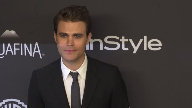 Paul Wesley at the 17th Annual InStyle And Warner Bros Pictures Golden Globe AfterParty at The Beverly Hilton Hotel on January 10 2016 in Beverly...