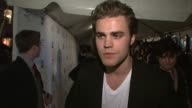 Paul Wesley talks about how chaotic it is to be at the Tribeca Film Festival about his character about how close the cast and crew were on the set...