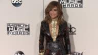 Paula Abdul at 2015 American Music Awards Arrivals in Los Angeles CA