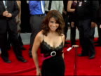 Paula Abdul at the 2005 American Music Awards arrivals at the Shrine Auditorium in Los Angeles California on November 22 2005