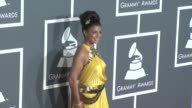 Paula Abdul at the 51st Annual Grammy Awards Part 5 at Los Angeles CA