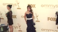 Paula Abdul at the 63rd Primetime Emmy Awards Arrivals Part 2 at Los Angeles CA