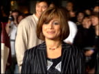 Paula Abdul at the Planet Hollywood entrances on September 17 1995