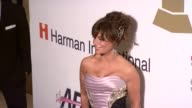Paula Abdul at the PreGRAMMY Gala Salute to Industry Icons with Clive Davis at Los Angeles CA