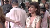 Paula Abdul at the 'Swing Vote' Premiere at Los Angeles CA
