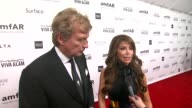 INTERVIEW Paula Abdul Nigel Lythgoe on the event at amfAR's Inspiration Gala Los Angeles in Los Angeles CA